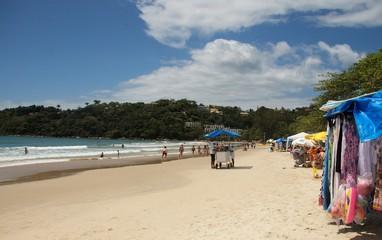 Ubatuba-Praia das Toninhas