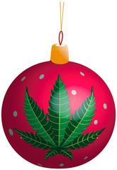 Christmas Marijane ball