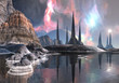 Fototapete Fantasy - Fiktion - Hintergrund