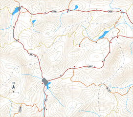 Contour roadmap