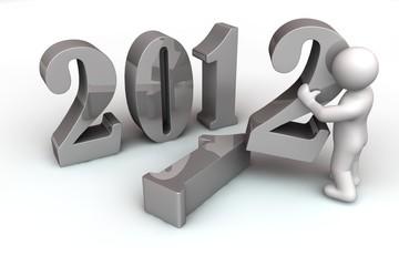 2012  -  Jahreswechsel