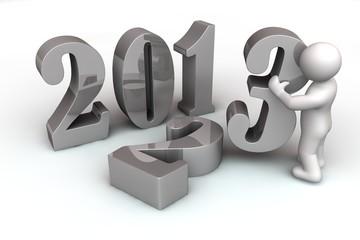 2013  -  Jahreswechsel
