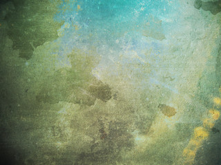 Grunge texture colored