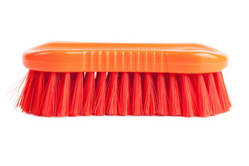 Bristle brush for clothes