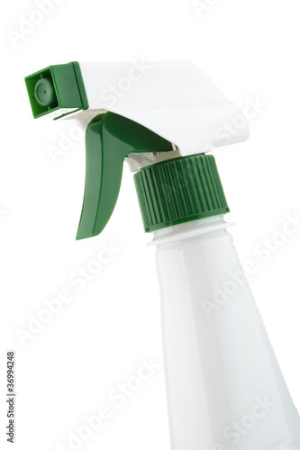 sprayer for liquids isolated on white background