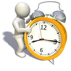 8:15 - Wecker - Termin