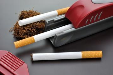 Macchina riempi tubetti - Sigarette