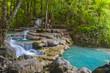 Arawan waterfall in thailand
