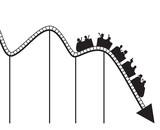Roller coaster graph - 37014614