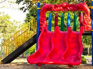 Slider for children