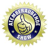 atemberaubende show poster