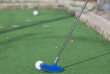 Mini Golf bal
