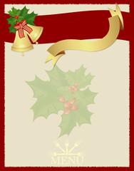 Natale - Menu campane