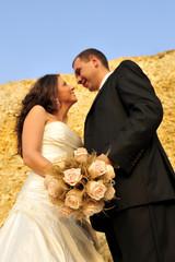 beauty, couple, lifestyle, kiss, relation, wedding, young