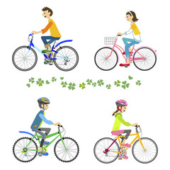 bicycle children