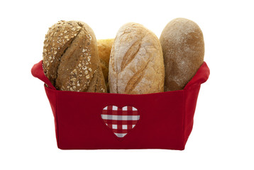 Breads İn The Basket