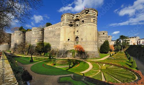 Papiers peints Chateau Angers