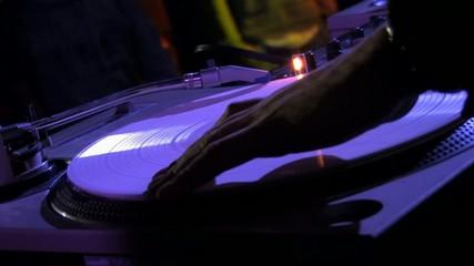 DJSpining vinil
