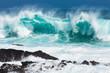 Fototapeten,surfen,welle,afrika,türkis