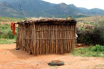 capanna africana