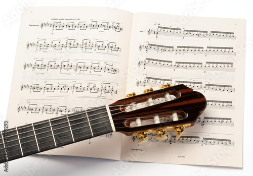 Spartito per chitarra