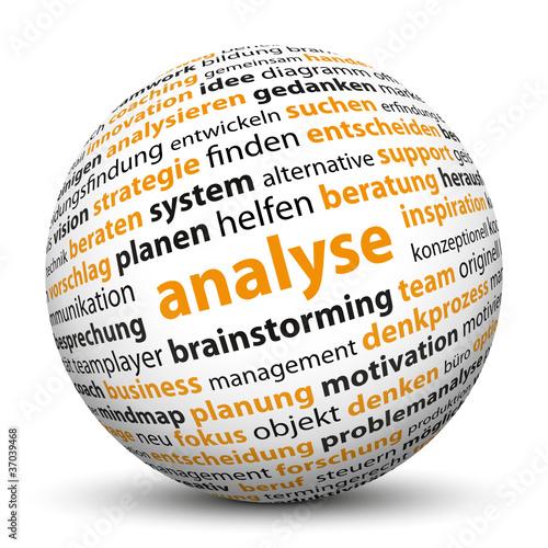 Analyse, 3D, Kugel, Suchbegriffe, Schlüsselwörter, Text
