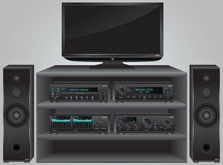 Vector Audio System
