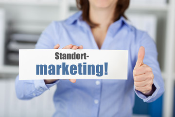 standort marketing