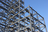 Construction Steel Framework