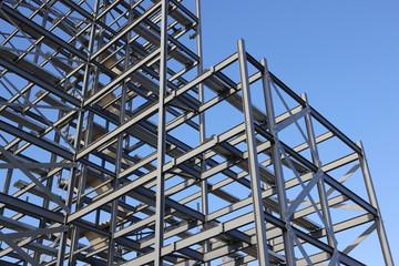 Construction Steel Framework