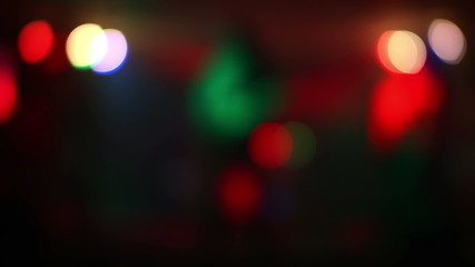 Abstract Concert Lights