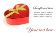 Red heart gift pack