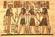 Fototapeten,ägypten,papyrus,pharao,antikes