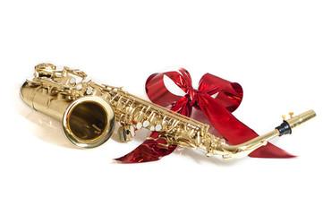 Musikinstrument als Geschenk