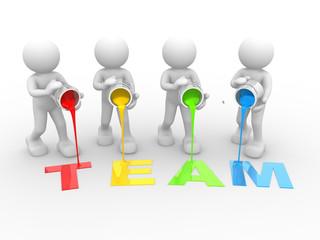 """Word """"Team"""""""