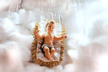 Gesù tra le nuvole