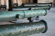 canons cour des invalides à Paris