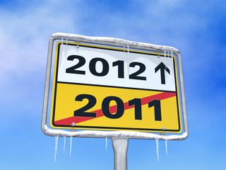 Jahreswechsel 2011 2012