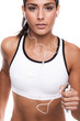 woman running fitness