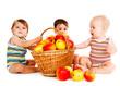 Three babies