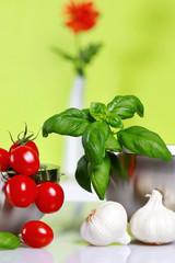 Gesund kochen mit Bio