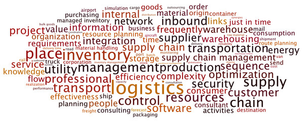 Tag Cloud Logistics