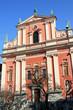 Ljubljana, Franziskanerkirche