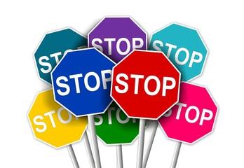 STOP - ALTO