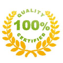vecteur, qualité certifiée