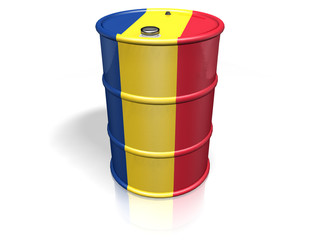 BARREL  ROMANIA