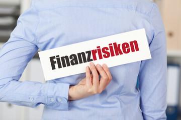 finanzrisiken