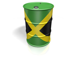 BARREL  JAMAICA