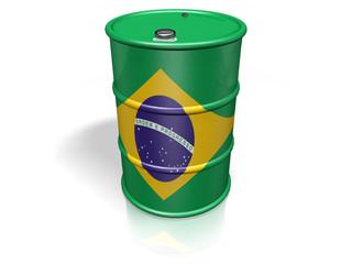 BARREL  BRAZIL