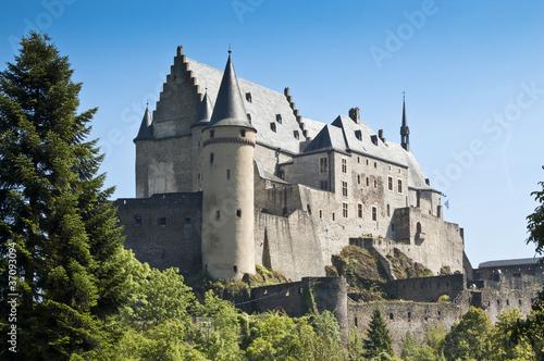 Castillo de Vianden, Luxemburgo - 37093094